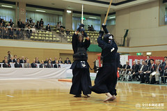 15th All Japan Kendo 8-Dan Tournament_575