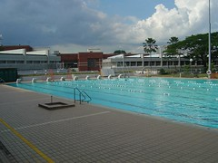 Swimming Pool (left)
