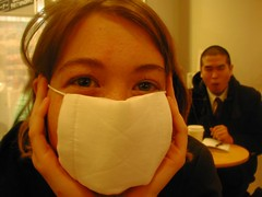 A japanese cold masks from sizemore's stream