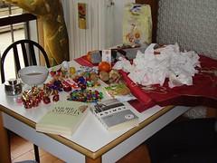 La tavola della Befana