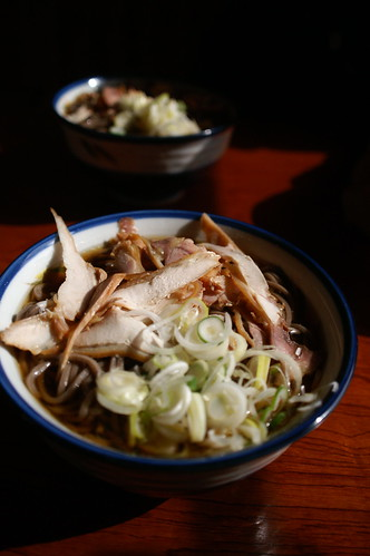 yamagata style chicken soba