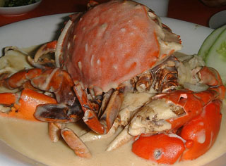 Kepong Cheese Crab