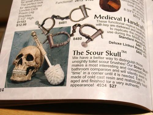 The Scour Skull