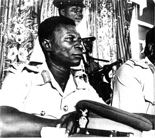 Major General Emmanuel Kotoka