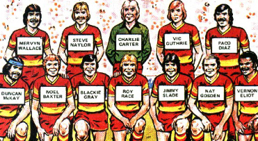 Melchester Rovers 1982