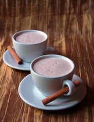 Spiced Hot Chocolate© by Haalo