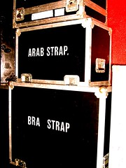 the scots, they're into that humour thing. [arab strap.]