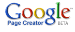 Google-page-creator