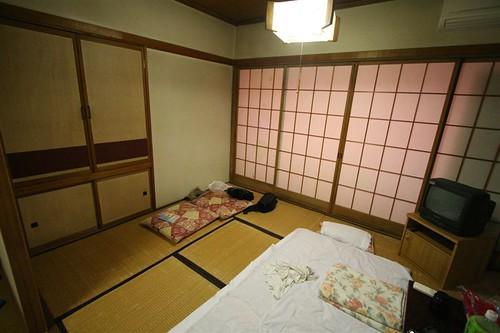 Japanese Roll Up Futon Home Decor
