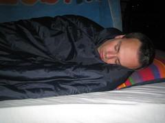 Schlafender Henning