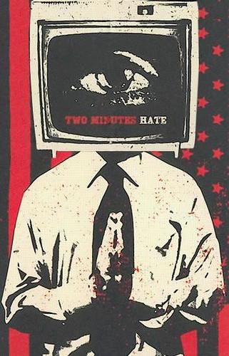El Hombre Cabeza de Tele de Bad Religion