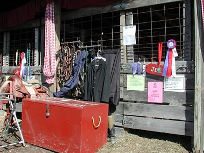 Ila's stall