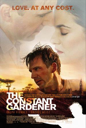 Constant Gardener Poster Image