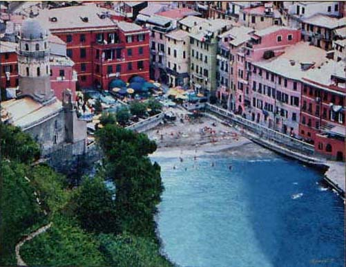 Path To Vernazza