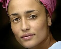 Would you glare at Zadie Smith?