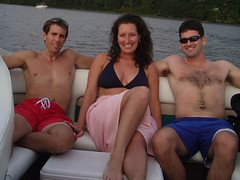 Boat_Jess and the boys