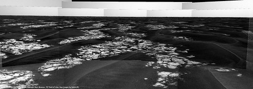 Opportunity Sol 582
