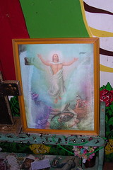 Cheezy Jesus hologram 2