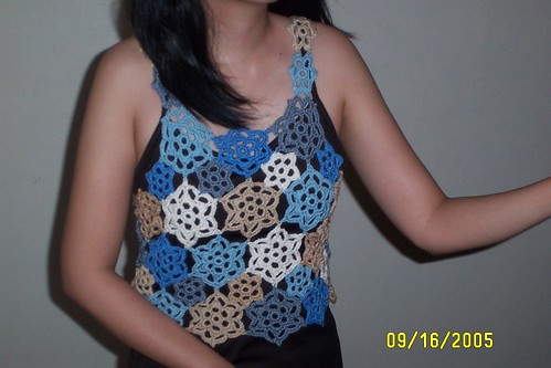 Easy Single Crochet Halter Top Pattern