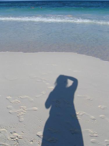 La spiaggia di Tulum