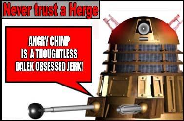 Never trust a herge