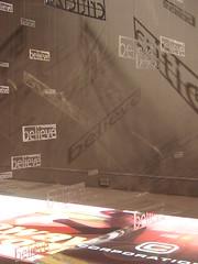 Der Eingang zur Catalysts!-Ausstellung