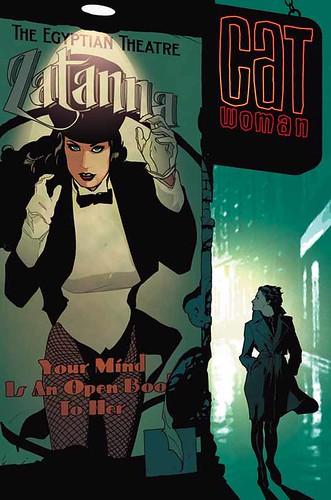 Catwoman #50 (portada)