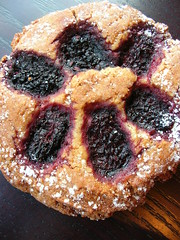 berry cookie