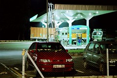 Reliance Gas Station about 200 kms from Delhi