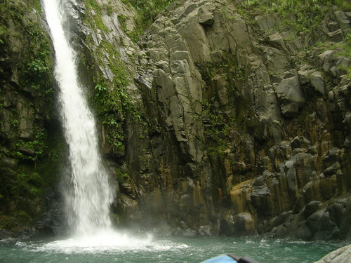 pinatubo falls cliff