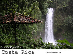 Costa Rica Vacation 2005