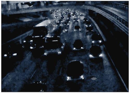 traffic blues