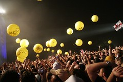 Coldplay - Yellow - Austin City Limits 2005