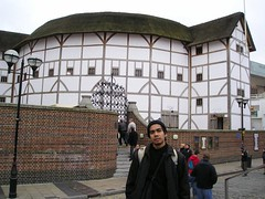 Shakespeare Globe Theatre, London, UK