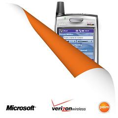 Palm announces a Windows Mobile Treo via Verizon