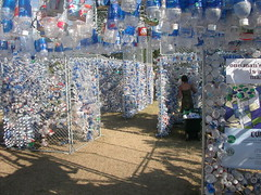 corporate recycle art