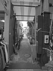 Alley in Osu #2