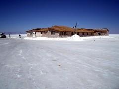 Salar Trip - 54a - Salt Hotel