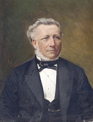 Johan Fredrik Maurer, 1817-1887