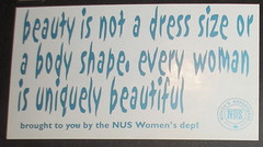 beauty is not a dress size