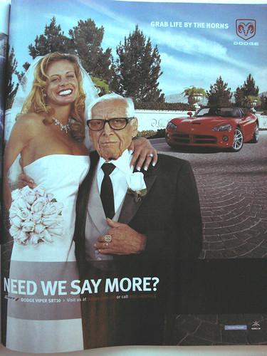 Dodge Viper ad