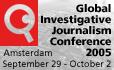 global investig. Journ conference