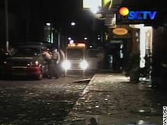 Bali Blasts (Oct 2005)