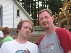 Me and Andy O