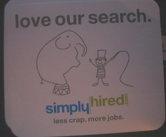 Simply Stickers: love our search (elephant)