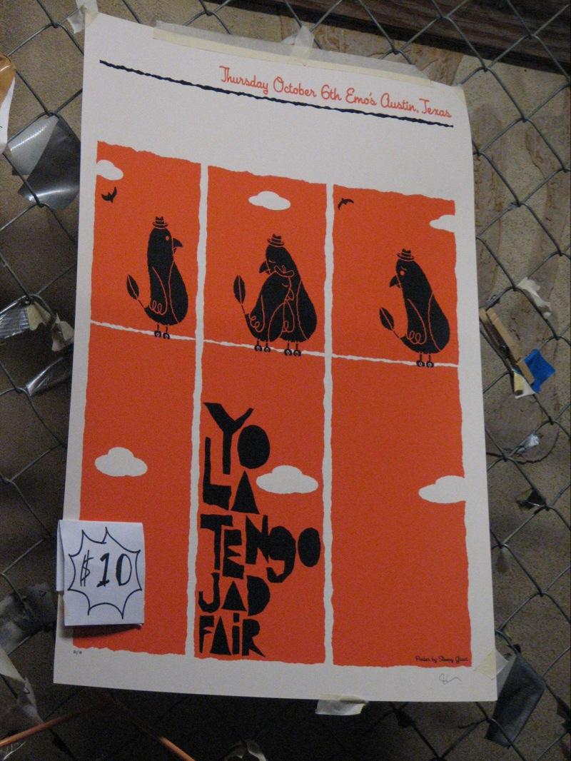 Yo La Tengo 10/6/05
