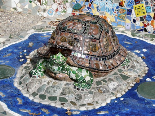 Mosaic Tutle