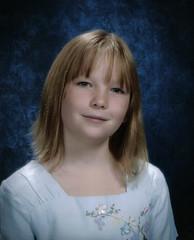 Amanda's 2005 school picture