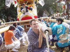 >日本2005年財田秋祭り 023