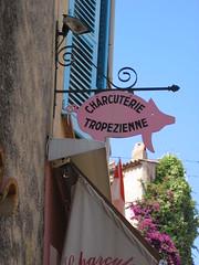 St. Tropez - charcuterie